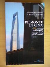 Piemonte in Cina Giovani e mobilitàArduino Bombellisociologia lavoro economia