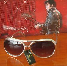 *ELVIS PRESLEY* Style sunglasses Silver Frames  ( NEW )