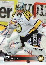 2010-11 SHL Elitset (#157) - THOMAS GREISS (g) [Brynäs IF] - Detroit Red Wings