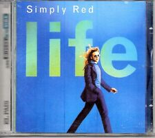 SIMPLY RED - LIFE, CD IMPORT 1995