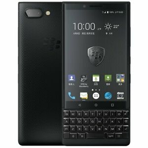 (Refurbished) BlackBerry KEY2 (BBF100-2) 64GB Single Sim GSM Smartphone Unlocked
