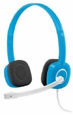 Logitech Blue Computer Headsets