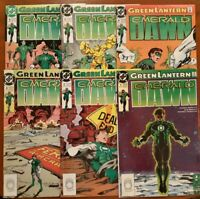 DC COMICS | GREEN LANTERN: EMERALD DAWN | 1989