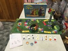 Teletubbies Teletubby Teletubbyland Board Game W Box Pcs 3 D Moving Parts
