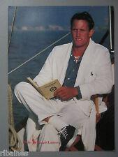 R&L Ex-Mag Advert: Polo Ralph Lauren Mens Sailing / Womens Sailing Fashion