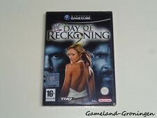Nintendo GameCube Game: WWF Day of the Reckoning 2 [PAL] (NEW/SEALED) --RARE--