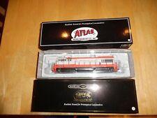 ATLAS MASTER HO SCALE U30B LOW NOSE LOCOMOTIVE SOUND/DCC FRISCO 10001176