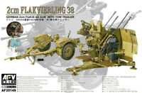 AFV Club 1/35 German 4cm x 2cm Flakvierling 38 35149