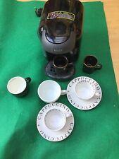 NICE BOSH FRESH COFFEE MAKER MACHINE INCLUDING EXPRESSO/CAPPUCCINO CUPS