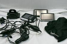 3 GPS Bundle Garmin Nuvi 1300 & 205W Navigation Units & Charger Magellan Maestro