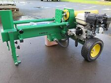 15 Ton Log Splitter portable 6.5hp 4 stroke petrol not 12 ton