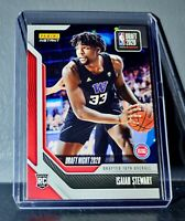 Isaiah Stewart 2020-21 Panini Draft Night #36 Basketball Rookie Card 1 of 281