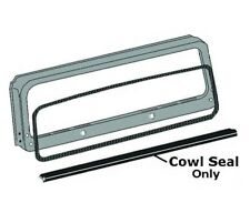 1976-1986 Jeep CJ7 CJ5 CJ8 Windshield Cowl Rubber Seal Gasket Top Quality