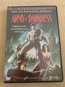 Army Of Darkness Dvd