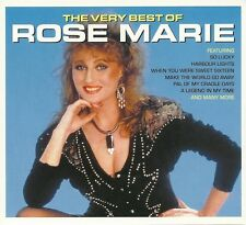 THE VERY BEST OF ROSE MARIE FEATURING SO LUCKY, HARBOUR LIGHTS, HURT, CRY & MORE