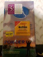 Powder (VHS, 1996) - FREE SHIPPING! Brand new sealed.  HTF sealed