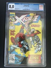 X-Force (1st Series) #15 CGC 8.0 Marvel Comics 1992