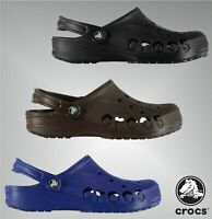 Mens Crocs Slip On Sling Strap Textured Moulded Baya Sandals Sizes from 6 to 12