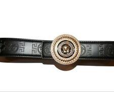 Versace belt Gold Medusa SZ 32-34