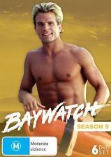 Baywatch: COMPLETO STAGIONE 9 (inglese copertina) - DVD - UK compatibile