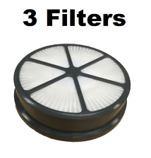 Replacement Hoover UH72400 HEPA Style Filter Part # 440003905 3 FILTERS