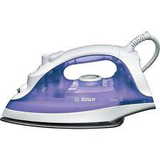 Bosch TDA2320 ferro da stiro a vapore 2000 Watt piastra inox colore viola e bia
