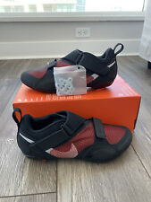 Nike Superrep Cycle Cycling Shoes Black Hyper Crimson CW2191-008 Sz 9