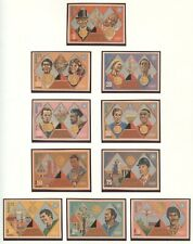 Haiti Olympische Spiele Olympic Games 1972 Imperforated set MNH