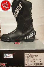 TCX S-SPORTOUR motorcycle boots NEW TOP QUALITY!! rrp $319! Mens Road Motorbike