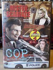 ~ MISTER SCARFACE / COP IN BLUEJEANS ~ DVD 1978 BUY 5+MXDDVDsGETFREELOT SHIPPING