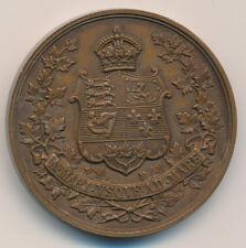 CANADA MEDAL 1927 CANADA CONFEDERATION UNLISTED