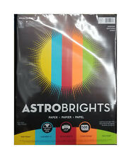 500 Sheets | Astrobrights Color Paper | 24 lb | 8.5
