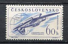 37095) CZECHOSLOVAKIA 1960 MNH** Skoda Plane 1v