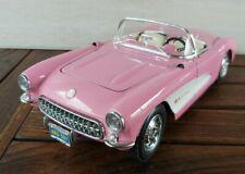 K.60) Burago Chevrolet Corvette 1957  1:18