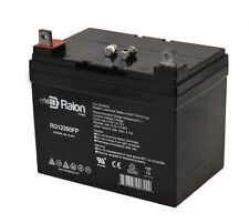 Raion Power Marine Deep Cycle Battery AGM 12V 35Ah Battery for MINNKOTA Trolling