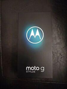 Motorola Moto G Stylus - 128GB - Mystic Indigo (metro PCs) unused