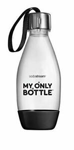 SodaStream My Only Bottle 500 ml Reusable BPA Free Water Bottle for Carbonating