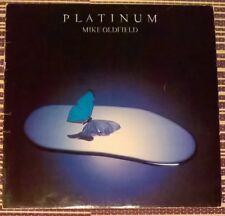 Mike Oldfield Platinum Vinilo LP Record 33 Rpm V2141 1979