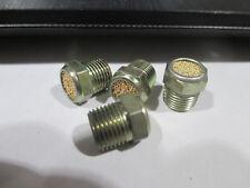 4 18 Npt Vent Plug Exhaust Silencer Muffler