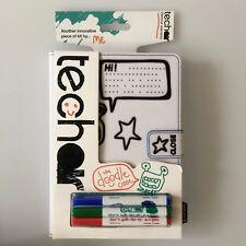 Kids Universal Doodle Case Schutzhülle für Tablett mit 7 Zoll TECHAIR TAUKT001V2