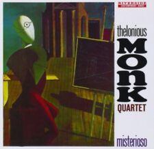 Thelonious Monk Quartet - Misterioso [original Jazz Classics Remasters NEW CD