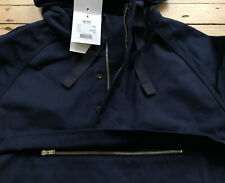 "NORSE PROJECTS ""FRANK"" PULLOVER HOODED JACKET. LARGE. BNWT. HALF PRICE!!"