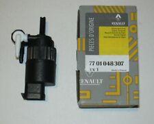 Original Renault Wischwasserpumpe LAGUNA MEGANE SCENIC ESPACE 3, 7701048307 NEU