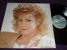 """Reba McEntire """"Reba"""" 1988 Canadá LP MCA 42134"""
