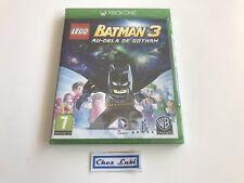 Lego Batman 3 Au-Delà De Gotham - Microsoft Xbox One - PAL FR - Neuf