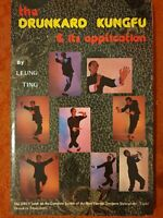 The Drunkard Kung Fu and Its Application by Leung, Ting  | 1984 first edition