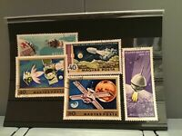 Hungary Space  stamps R22628