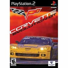 Corvette Evolution GT PlayStation 2 (New and Sealed)