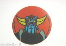ADESIVO anni '80 / Old Sticker UFO ROBOT GOLDRAKE Helah con nome Emanuele (cm 5)