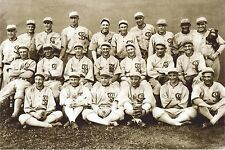 "1919 CHICAGO WHITE SOX - 8"" x 10"" PHOTO-BLACK SOX SCANDAL - EIGHT MEN OUT"